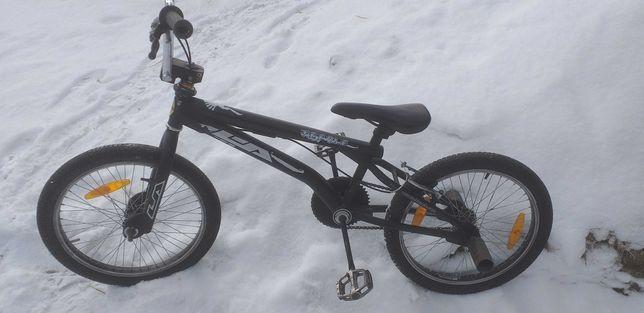 Rower BMX  mało używany.