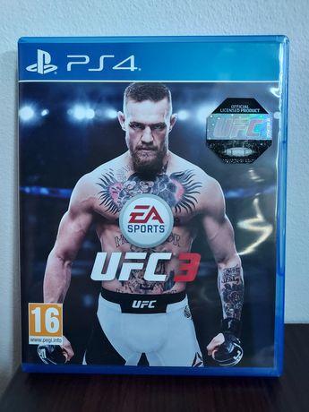 UFC 3 PS4 English pl napisy stan jak nowy