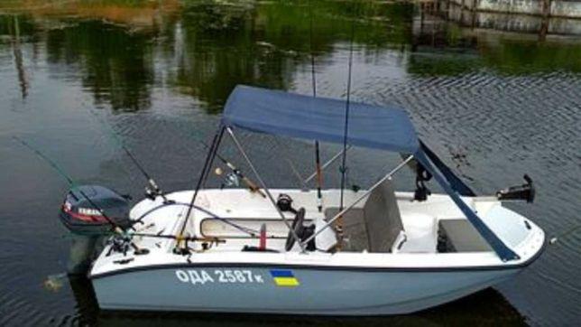 Лодка мотор тележка