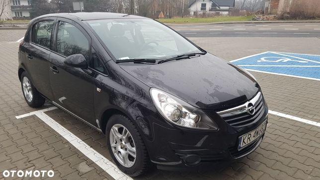 Opel Corsa Klimatyzacja,tempomat,czujniki parkowania