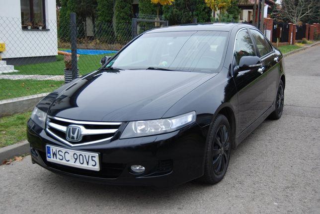 Honda Accord VII 2.4 2007r benzyna, gaz