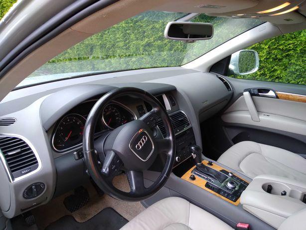 Audi Q7 Igła,3.6 V6,m.przebieg,quattro, automat,skóra,xeon,navi,bose